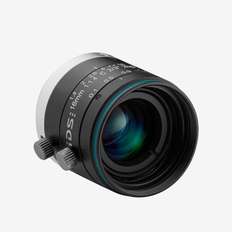"""レンズ、IDS、IDS-2M23-C1614、16 mm、2/3"""""""