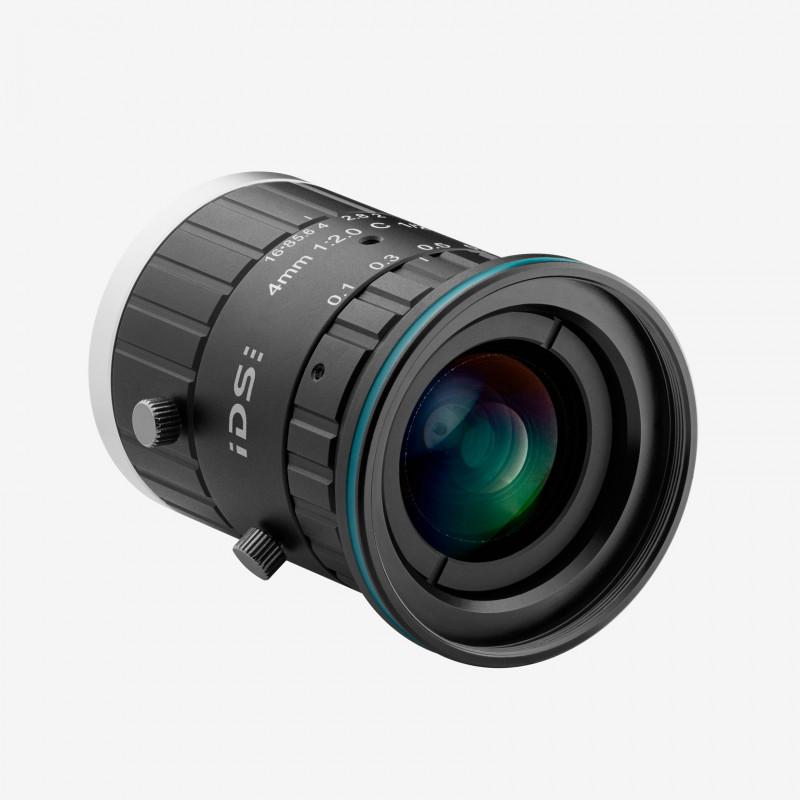 """レンズ、IDS、IDS-5M12-C0420、4 mm、1/2"""""""