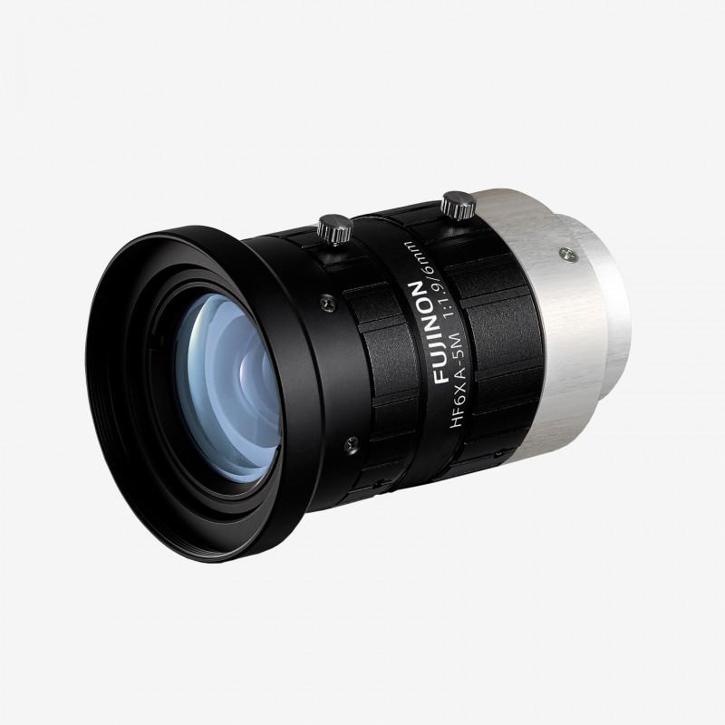 """レンズ、Fujifilm、HF6XA-5M、6 mm 、2/3"""""""