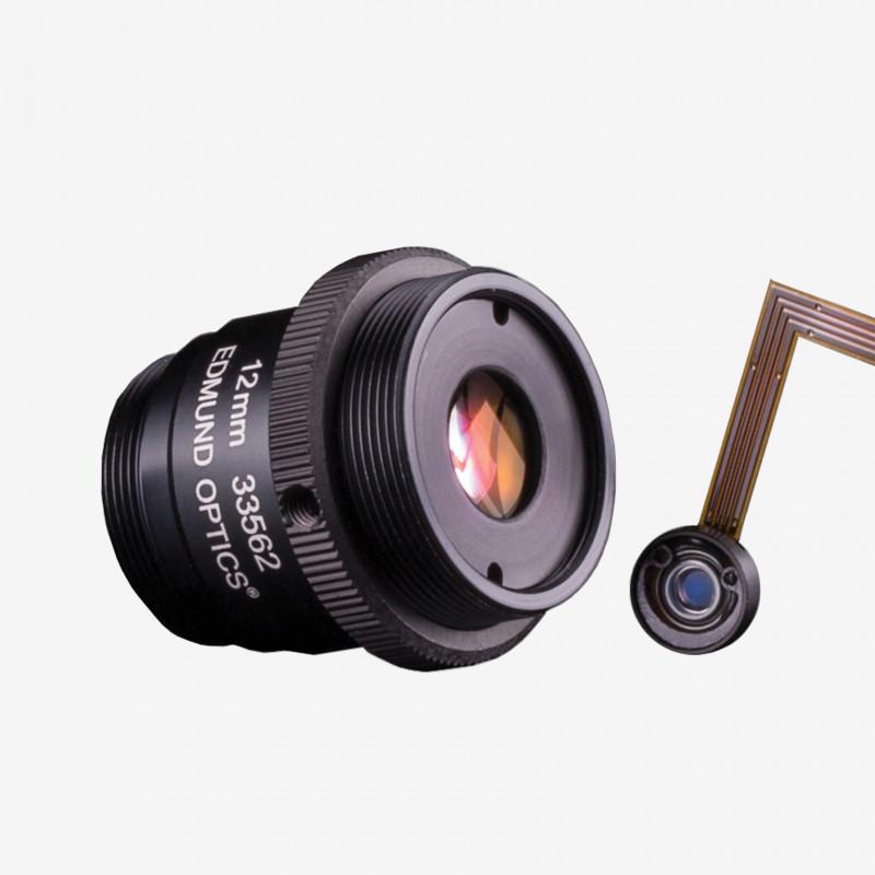 """レンズ、Edmund、TECHSPEC Cx シリーズ、12 mm、2/3"""""""