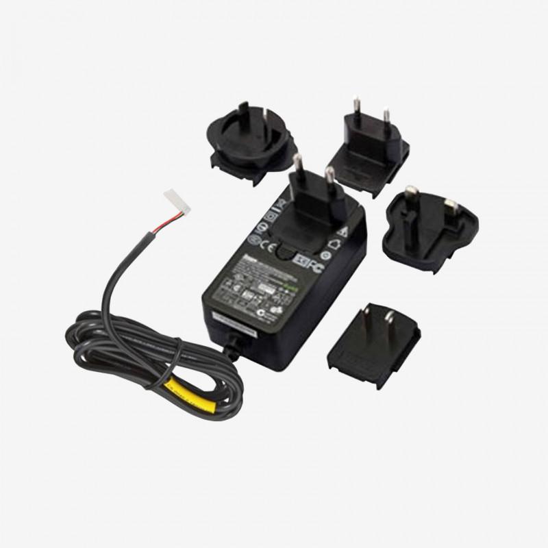電源、ユニバーサル電源、 L 型 コネクター、 1.8 m