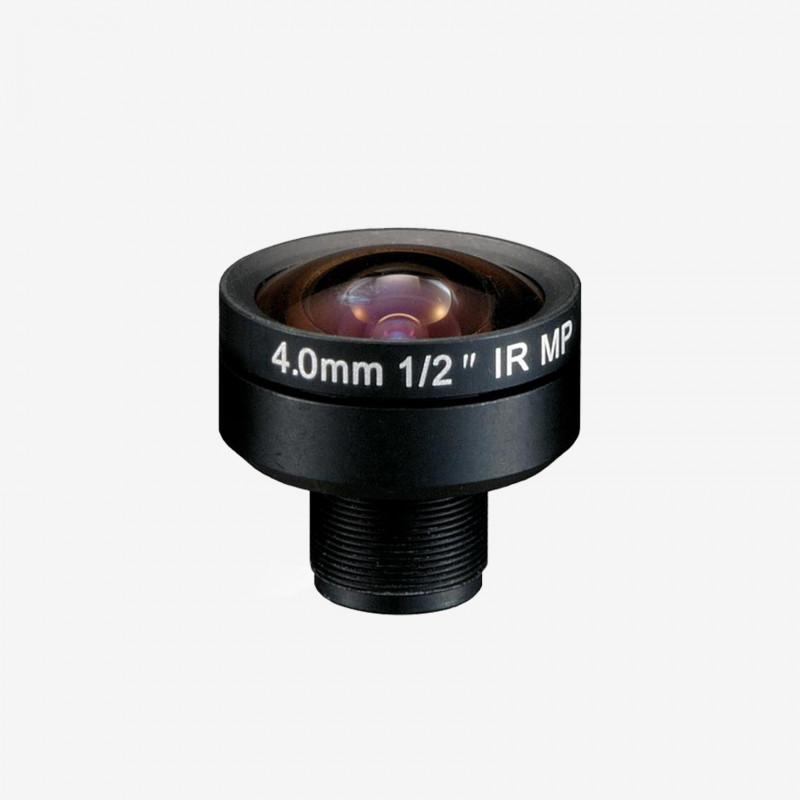 """BM4018S118, Lensation, 4 mm, 1/1/8"""" S-Mount, 1/1.8"""", 4 mm, Lensation, AE.0059.2.26100.00"""