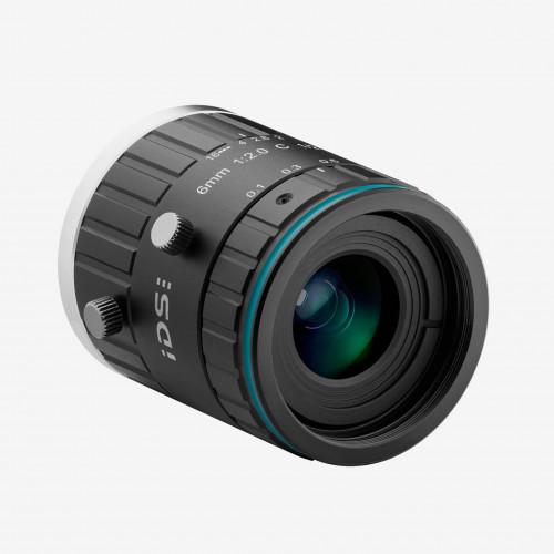"""レンズ、IDS、IDS-5M12-C0620、6 mm、1/2"""""""