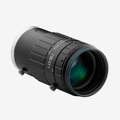 """レンズ、IDS、IDS-10M11-C7528、75 mm、1.1"""""""