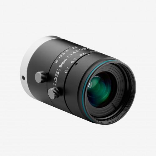 """レンズ、IDS、IDS-2M23-C0814、8 mm、2/3"""""""
