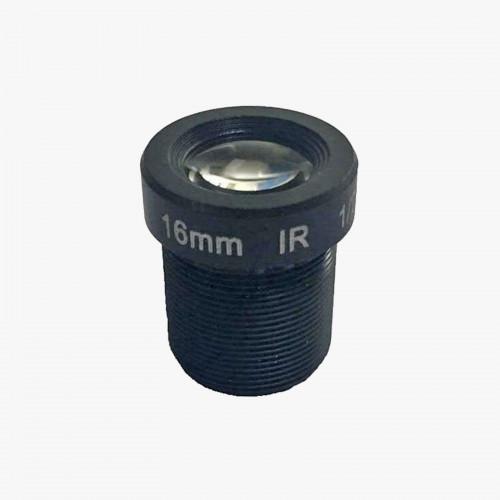 """レンズ、IDS、IDS-5M12-S1620F、16 mm、1/2"""""""