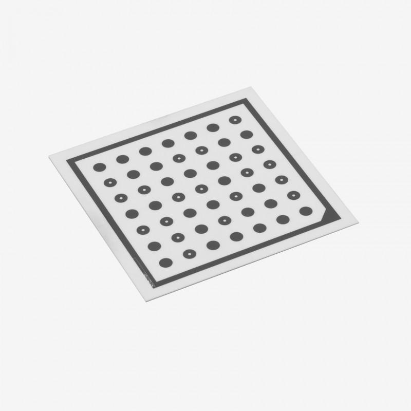 Ensenso キャリブレーションパターン, 160 mm, グリッド 18.75 mm