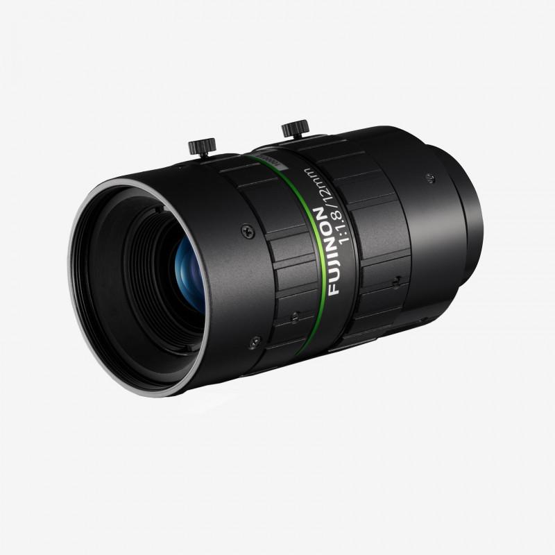 """レンズ、Fujifilm、HF1218-12M、12 mm 、2/3"""""""