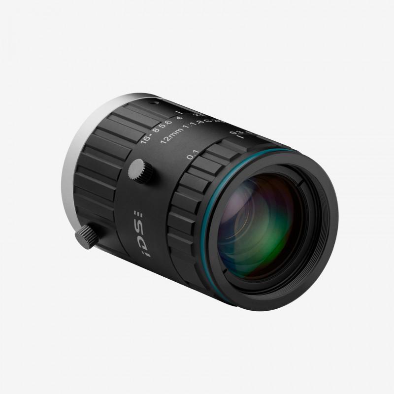 """レンズ、IDS、IDS-5M23-C1218、12 mm、2/3"""""""