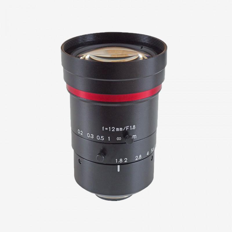 """レンズ、Kowa、LM12FC、12 mm、1.1"""""""