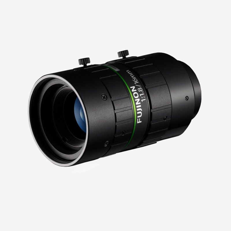"""レンズ、Fujifilm、HF1618-12M、16 mm 、2/3"""""""