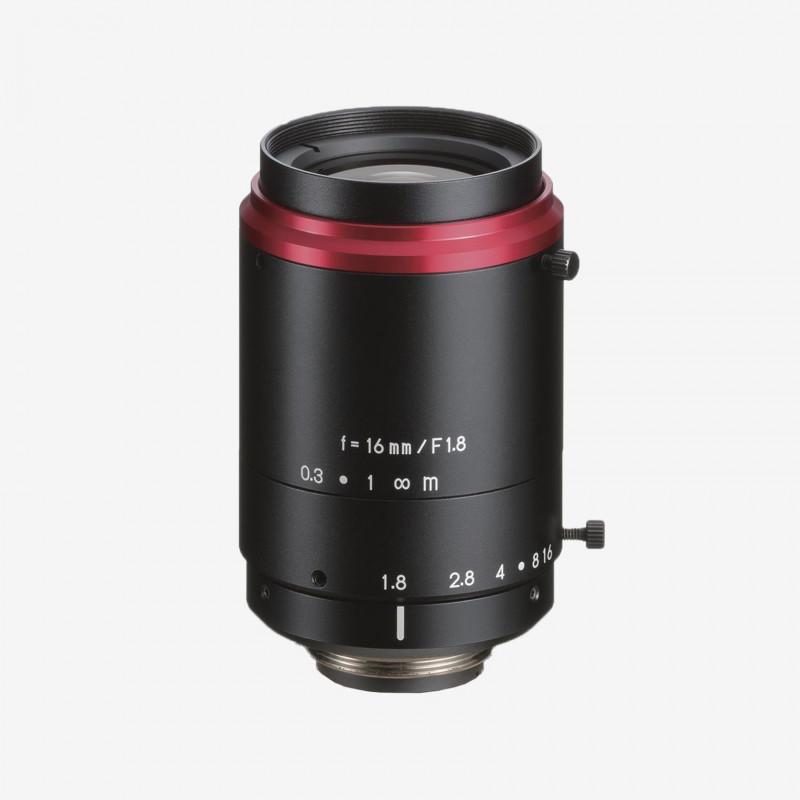 """レンズ、Kowa, LM16FC, 16 mm, 1.1"""""""