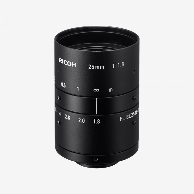 """レンズ、RICOH、FL-BC2518-9M、25 mm、1"""""""