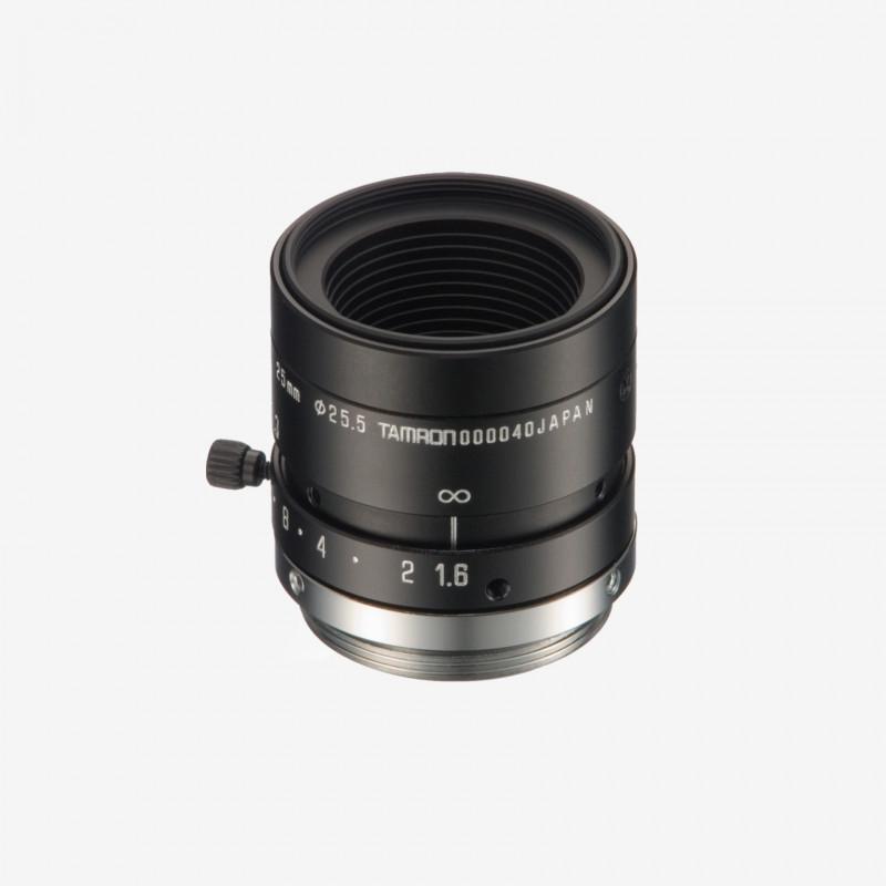 """Lens, Tamron, M118FM25, 25 mm, 1/1.8"""" C-Mount. 1/18"""". 25 mm. Tamron. AE005121040000"""
