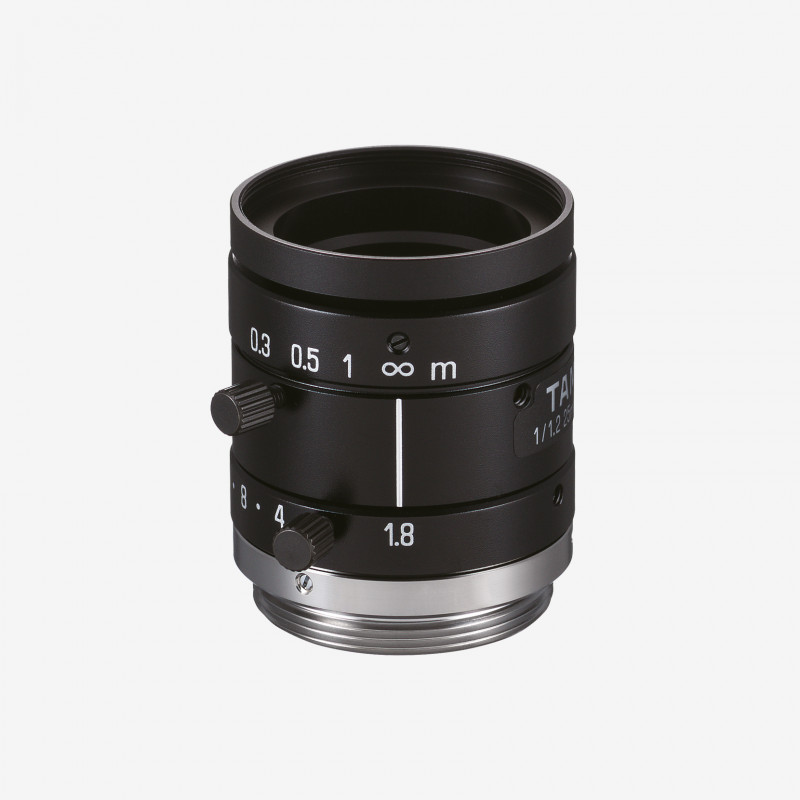 "IDS レンズ、Tamron、M112FM25、25 mm、1/1.2""、1AE00199"