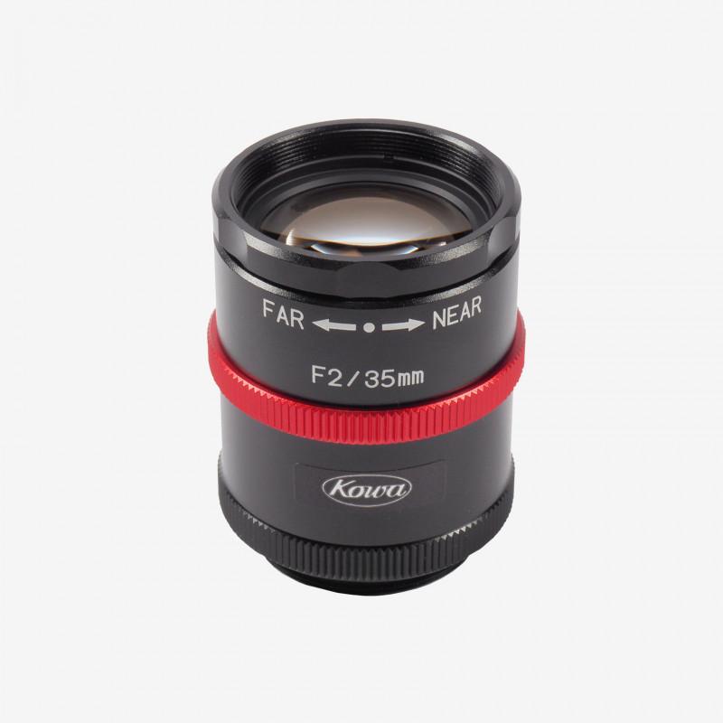 """レンズ、Kowa、LM35JCM-WP、35 mm、2/3"""""""