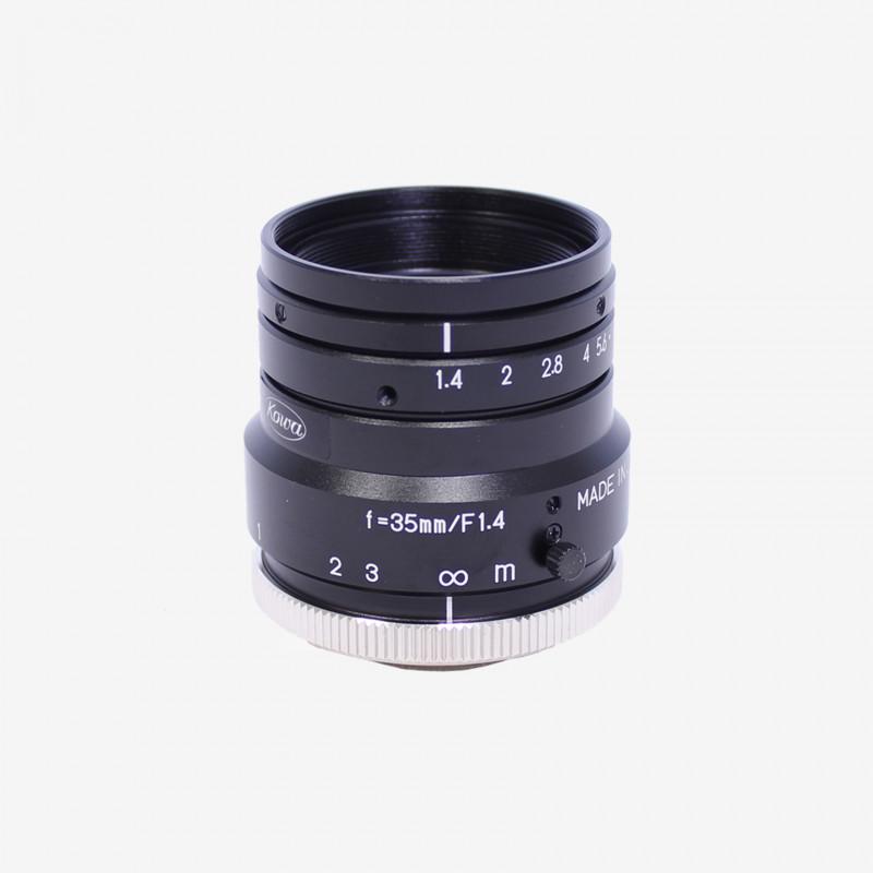 """レンズ、Kowa、LM35HC、35 mm、1"""""""