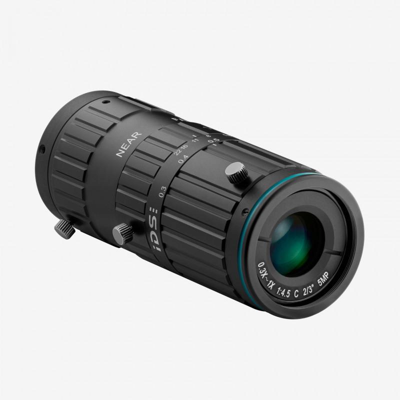 """レンズ、IDS, IDS-5M23-C3X45, 3x Zoom, 2/3"""""""