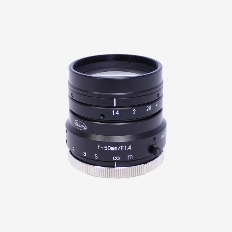 "Lens, Kowa, LM50HC, 50 mm, 1"" C-Mount. 1"". 50 mm. Kowa. AE00134"