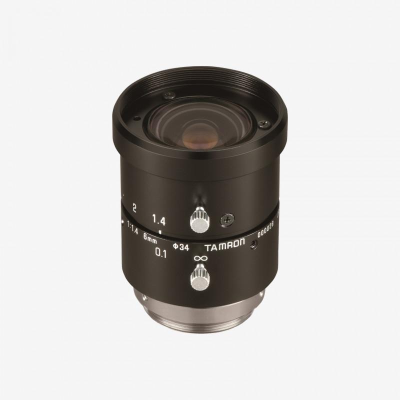 """レンズ、Tamron、M118FM06、6 mm、1/1.8"""""""