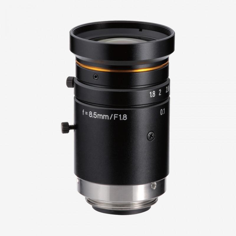 "Lens, Kowa, LM8JC10M, 8.5 mm, 2/3"" C-Mount, 2/3"", 8,5 mm, Kowa, AE00008"
