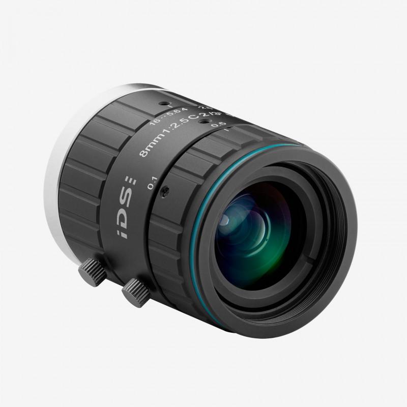 """レンズ、IDS、IDS-5M23-C0825、8 mm、2/3"""""""