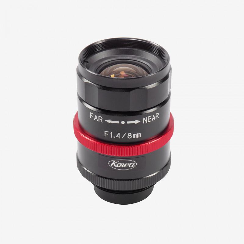 """レンズ、Kowa、LM8JCM-WP、8 mm、2/3"""""""
