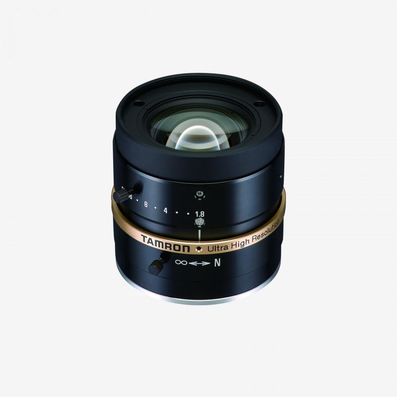 """Lens, Tamron, M23FM08, 8 mm, 2/3"""" C-Mount. 2/3"""". 8 mm. Tamron. AE00111"""