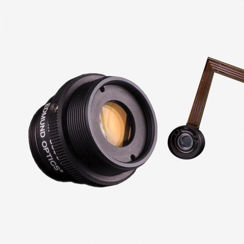 """レンズ、Edmund、TECHSPEC Cx シリーズ、25 mm、2/3"""""""