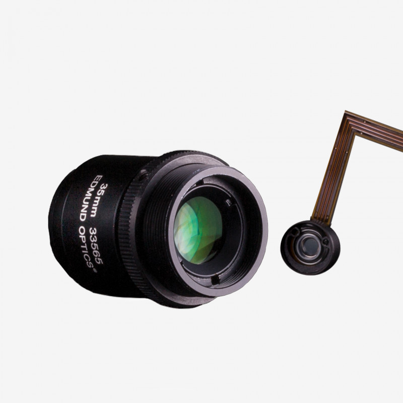 "Lens, Edmund, TECHSPEC Cx series, 35 mm, 2/3"""