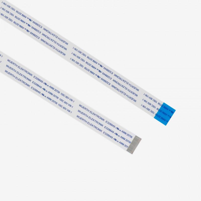 フレックスリボンケーブル、 GigE LE MB, 20 cm