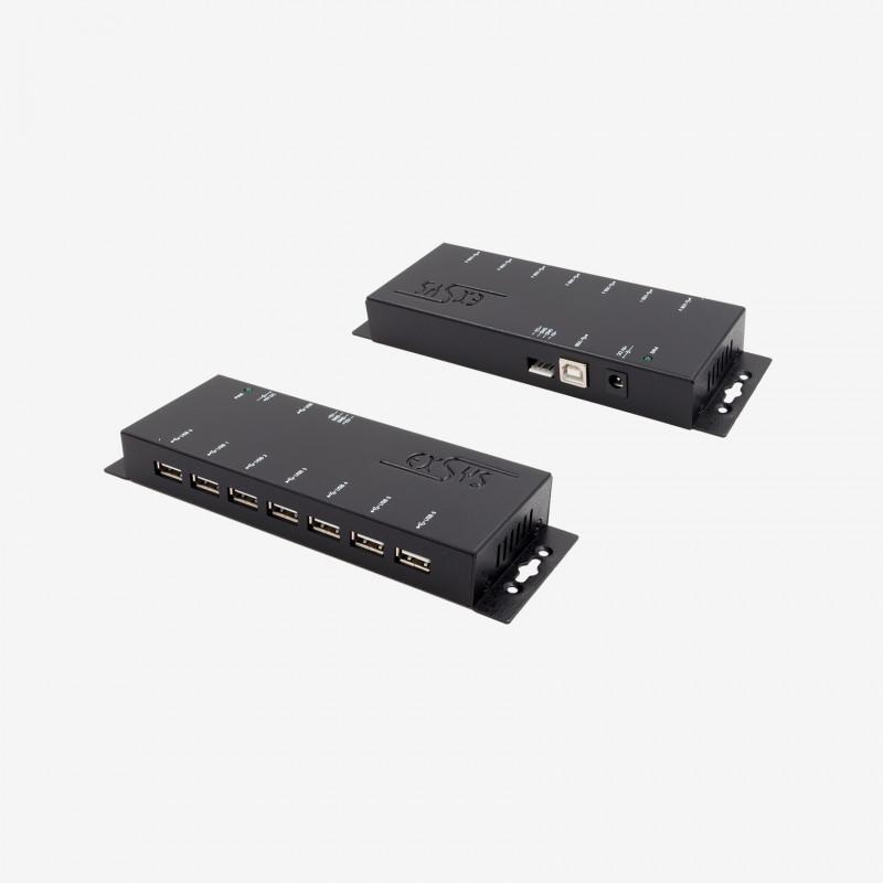 USB 2.0 ハブ 7 ポート、EX-1178