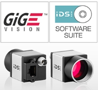 신세대의 GigE uEye CP Rev. 2 모델:GigE Vision、IDS Software Suite